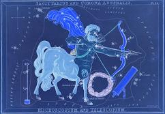 sagitarius zodiac sign picture
